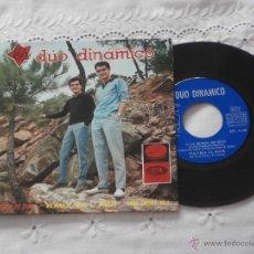 Discos de vinilo: DUO DINAMICO 7`EP A LA BUENA DE DIOS + 3 TEMAS (1966) ESTADO NUEVO . Lote 45338730