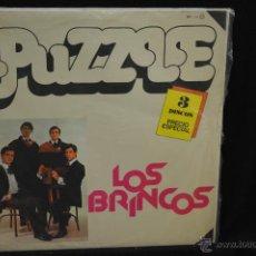 Discos de vinilo: LOS BRINCOS - PUZZLE - 3 LP. Lote 45343709