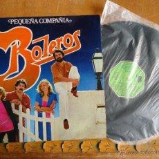 Discos de vinilo: DISCO VINILO RARO - BOLEROS , MOVIEPLAY. Lote 45350079