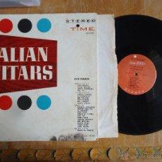 Discos de vinilo: DISCO VINILO RARO - ITALIAN GUITARS, SERIE 2000 - PRINTED USA. TANGO DELLE ROSE , ONLY LOVE ME ,,,,. Lote 45350362