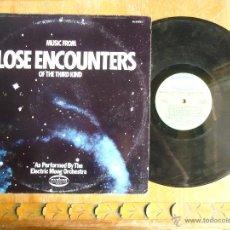 Discos de vinilo: DISCO VINILO RARO - MUSIC FROM CLOSE ENCOUNTERS OF THE TRHID KIND , MUSICOLOR 1977 PRINTED IN USA. Lote 45350445
