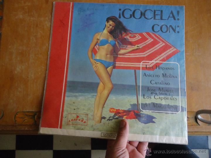 Discos de vinilo: caratula disco gocela , costeño codiscos mediellin colombia solo la cartatula sin disco - Foto 2 - 45350836