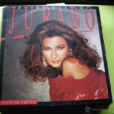 Discos de vinilo: ROCIO JURADO - PUNTO DE PARTIDA - EDICIÓN DE 1989 DE ESPAÑA. Lote 45362548
