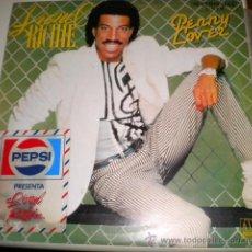 Discos de vinilo: LIONEL RICHIE - PENNY LOVER - 1.983 - SUPERSINGLE. Lote 45363068