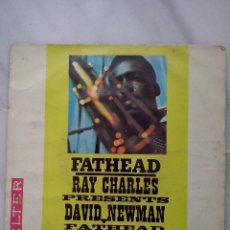 ray charles presents david newman fathead - 1961 belter