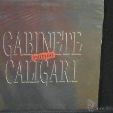 Discos de vinilo: GABINETE CALIGARI - PRIVADO - LP. Lote 45383433