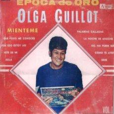 Disques de vinyle: OLGA GUILLOT. EPOCA DE ORO VOL 1. LP. Lote 45392256