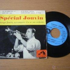 Discos de vinilo: SPECIAL GEORGES JOUVIN CIAO BAMBINA 1959 SHADOWS CUGAT MURAD JEAN BORELLI. Lote 45393061