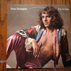 Discos de vinilo: PETER FRAMPTON - I´M IN YOU . Lote 45398946