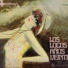 Discos de vinilo - LOS LOCOS AÑOS VEINTE, por ERIC ROGERS Y SU ORQUESTA (LP, Decca, 1963) - 45401556