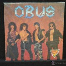 Discos de vinilo: OBUS - S / T - LP. Lote 113227146