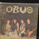 Discos de vinilo: OBUS - PODEROSO COMO EL TRUENO - LP. Lote 45404724