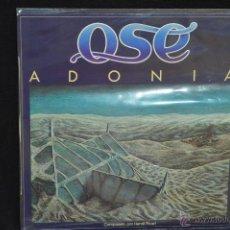Discos de vinilo: OSE - ADONIA - LP. Lote 45404795