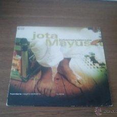 Discos de vinil: LOTE LP JOTA MAYUSCULA HOMBRE NEGRO BUSCA SELLO ZB.....SALIDA 1 EURO. Lote 45418139