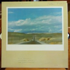 Discos de vinilo: JAN GARBAREK, PATHS PRINTS (ECM NM 1982) LP ESPAÑA BILL FRISELL EBERHARD WEBER. Lote 45423885
