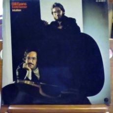 Discos de vinilo: BILL EVANS EDDIE GOMEZ, INTUITION (MARFER 1975) - SOLO PORTADA (VINILO MORDIDO). Lote 45434352