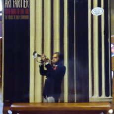 Discos de vinilo: ART FARMER, SOMETHING TO LIVE FOR THE MUSIC OF BILLY TRAYHORN (CONTEMPORARY 1987) LP CLIFFORD JORDAN. Lote 45434710