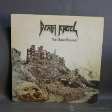 Discos de vinilo: LP. DISCO DE VINILO. DEATH ANGEL - THE ULTRA VIOLENCE. 1987. Lote 91760828