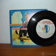 Discos de vinilo: LOS PLANETAS - HIMNO GENERACIONAL #83 - 7´´. Lote 45443155