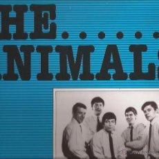 Discos de vinilo: LP-THE ANIMALS-CHARLY REC.-CFE SPAIN 1985-ERIC BURDON. Lote 141167156