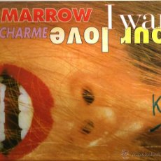 Discos de vinilo: MAXI LEE MARROW & CHARME : I WANT YOUR LOVE . Lote 45451399
