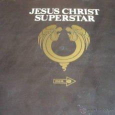 Dischi in vinile: BSO JESUS CHRIST SUPERSTAR-DOBLE LP-IAN GILLAN DE DEEP PURPLE-EDIC ORIG ESPAÑOLA-EXCELENTE ESTADO. Lote 84943408