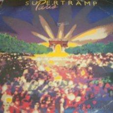 Discos de vinilo: SUPERTRAMP-EN DIRECTO EN PARIS-DOBLE LP EDIC ESPAÑOLA. Lote 45460215