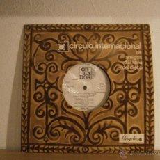 Discos de vinilo: FAMOSOS DUOS DE AMOR - LA BOHÈME-DON JUAN-LA TRAVIATA-UN BALLO IN MASCHERA. Lote 45462177