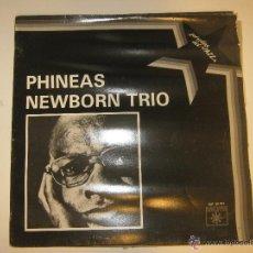 Discos de vinilo: PHINEAS NEWBORN TRIO - ESTRELLAS DEL JAZZ. Lote 45463290