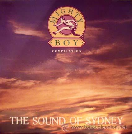 Various ?– The Sound Of Sydney - Mighty Boy Compilation