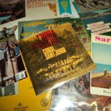 Discos de vinilo: MUSICA CATALANA LOTE DE 12 + 1 SINGLES Y EPS DE VINILO ESTILOS VARIADOS. Lote 45466758