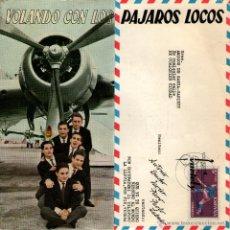 """Discos de vinilo: LOS PÁJAROS LOCOS - EP SINGLE VINILO 7"""" - EDITADO EN ESPAÑA - QUE YO TE QUIERO + 3 - VARIETY 1960. Lote 45469482"""