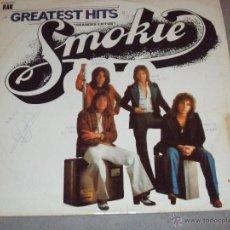 Discos de vinilo: SMOKIE - GREATEST HITS - MADE IN SPAIN 1977 - L -. Lote 296036053