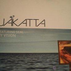 Discos de vinilo: MAXI LP. JAKATTA. MY VISION. Lote 45477163
