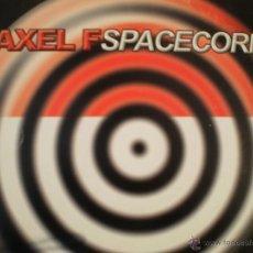 Discos de vinilo: MAXI LP. AXEL F. SPACECORN + HEAD HORNYS. BE THERE. Lote 45478969