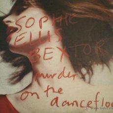Discos de vinilo: MAXI LP. SOPHIE ALLIS. MURDER ON THE DANCE FLOOR. Lote 45479521
