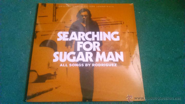 RODRIGUEZ - SEARCHING FOR SUGAR MAN ( 2 X LP) (Música - Discos - LP Vinilo - Cantautores Extranjeros)