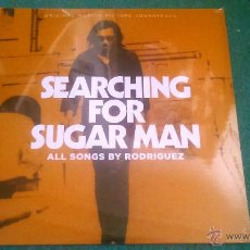 Discos de vinilo: RODRIGUEZ - SEARCHING FOR SUGAR MAN ( 2 X LP). Lote 99633504