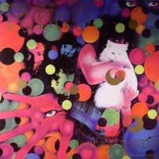 Discos de vinilo: LP LOS BICHOS COLOR HITS VINILO INDIE ROCK BILBAO. Lote 49278817