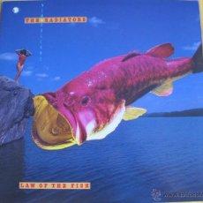Discos de vinilo: LP - THE RADIATORS - LAW OF THE FISH (USA, EPIC RECORDS 1987). Lote 45486657