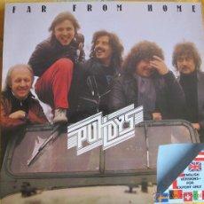 Discos de vinilo: LP - PUHDYS - FAR FROM HOME (PROG. ROCK) (GERMANY, HANSA RECORDS 1981). Lote 57867328