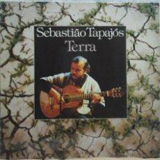 Discos de vinilo: SEBASTIAO TAPAJOS - TERRA LP. Lote 45487159