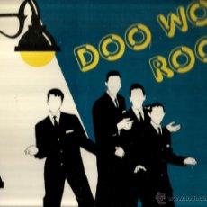 Discos de vinilo: TRIPLE LP DOO WOP ROCK: MOONGLOWS, DIAMONDS, CREW CUTS, MONOTONES, REGENTS, BOBETTES, SKYLINERS, ETC. Lote 45488809