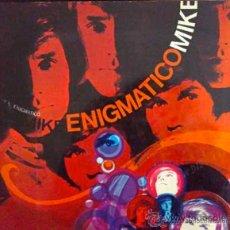 Discos de vinilo: LOS BRAVOS - MIKE KENNEDY - ENIGMÁTICO MIKE - LP ORIGINAL ESPAÑOL. Lote 26978069