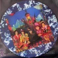 Discos de vinilo: ROLLING STONES - THEIR SATANIC MAJESTIES REQUEST ( LP VINILO PICTURE DISC ). Lote 144461128