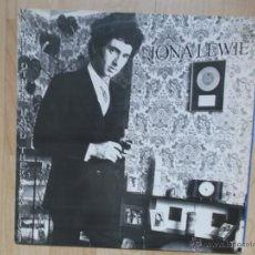 Discos de vinilo: JONA LEWIE - ON THE OTHER HAND THERE´S A FIST - 1978 -STIFF RECORDS- ED ESPAÑOLA. Lote 45490410