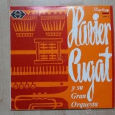 Discos de vinilo: XAVIER CUGAT - 1965 - PERGOLA - ED CIRCULO DE LECTORES - 10 PULGADAS -. Lote 45490591
