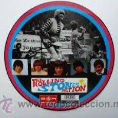 Discos de vinilo: ROLLING STONES - ACTION ( LP VINILO PICTURE DISC ). Lote 53373832