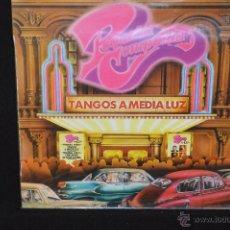 Discos de vinilo: PEQUEÑA COMPAÑIA - TANGOS A MEDIA LUZ - LP. Lote 45498756