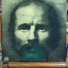 Discos de vinilo: JOE ZAWINUL, ZAWINUL (ATLANTIC 1971) LP USA - PORTADA CARTON WEATHER REPORT. Lote 45505060